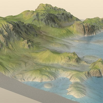 Timothy klanderud coastal terrain 02