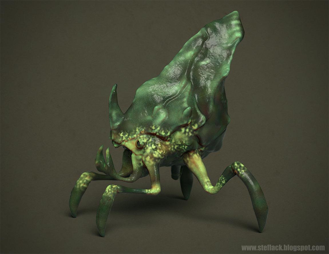 Ste flack creature09