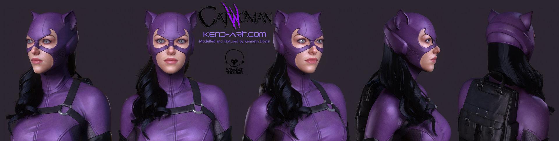 Kenneth doyle catwoman2