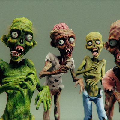 Franco carlesimo zombies gang 02 low