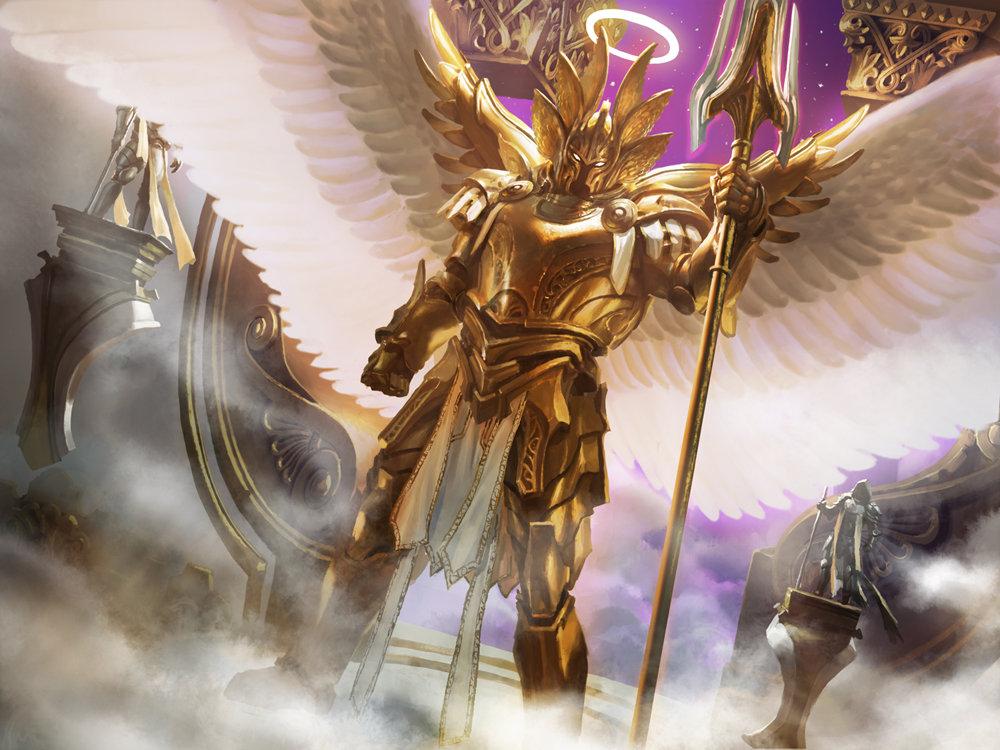 картинки рыцаря с крыльями ангела данной статье подробно
