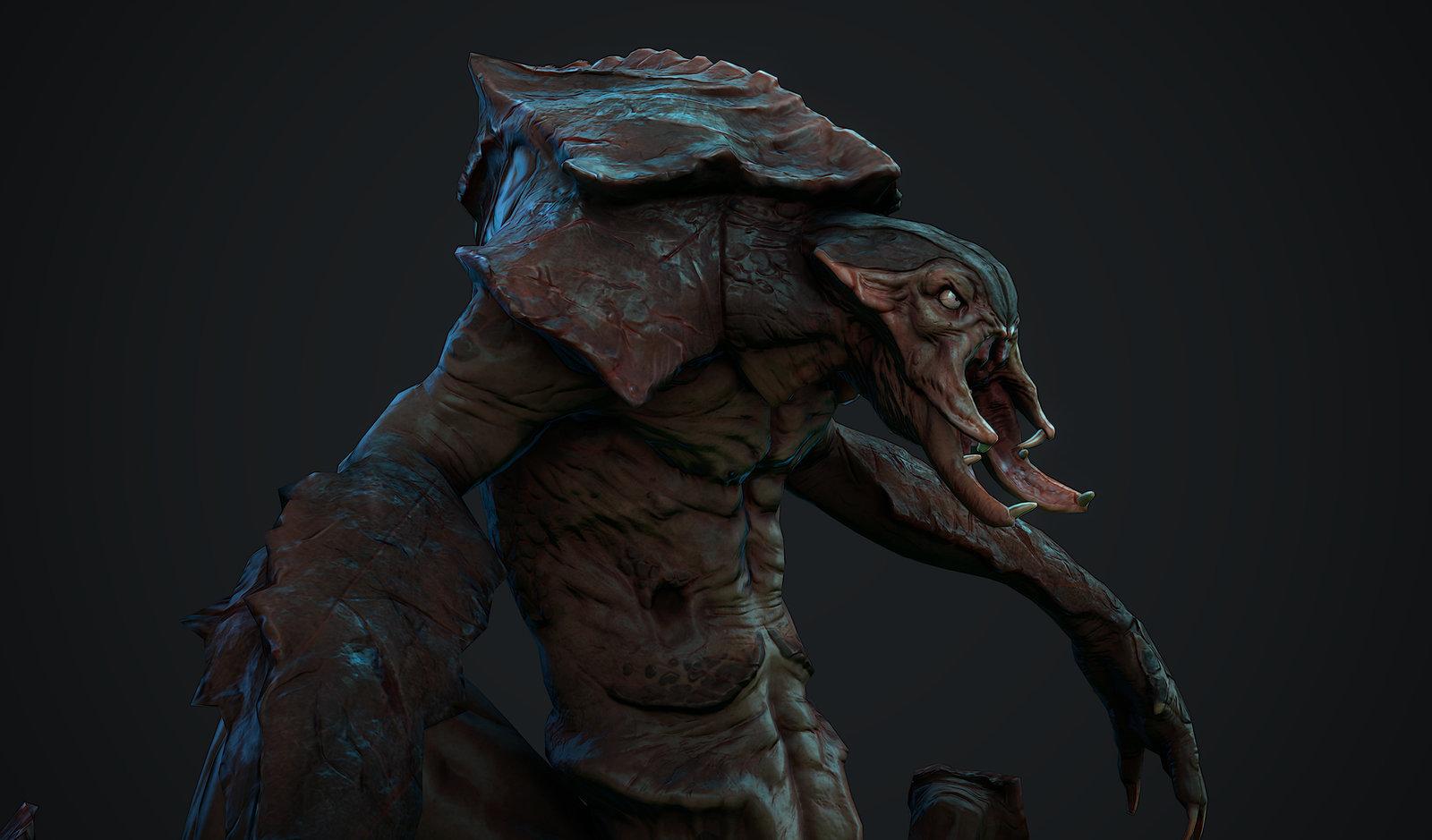 Alien/ Creature Design