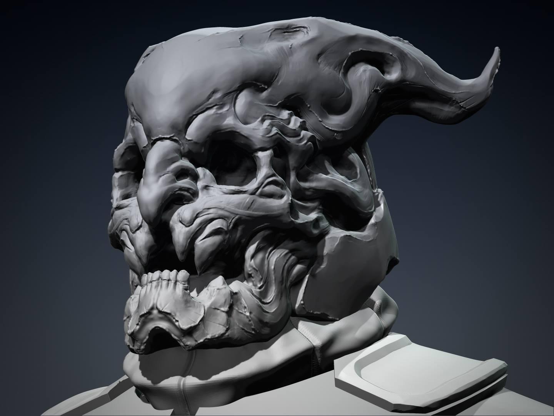 Skullish - Speedsculpt