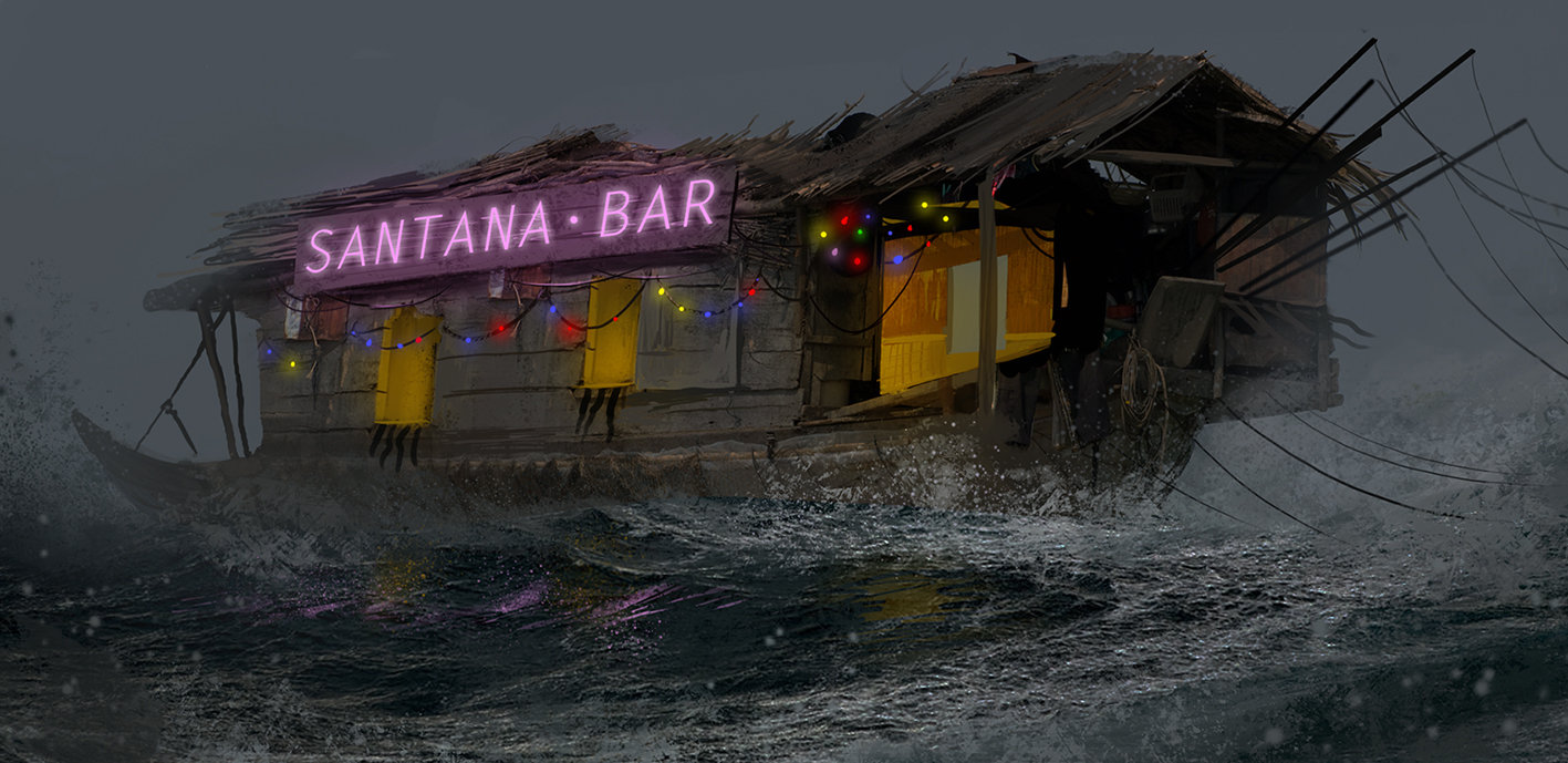 Santana Bar