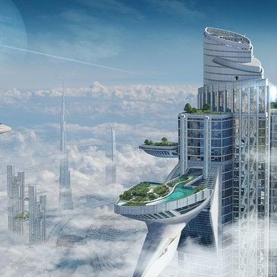 Pablo palomeque building sky
