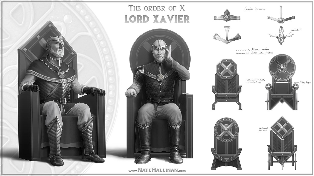 The Order of X - Lord Xavier