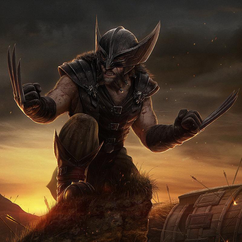Wolve'rune