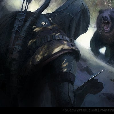 Gilles beloeil ac3 bear attack