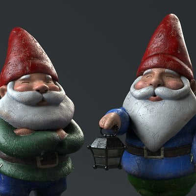 Daniel garcia gnomes front