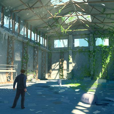 Sylvain sarrailh hangar