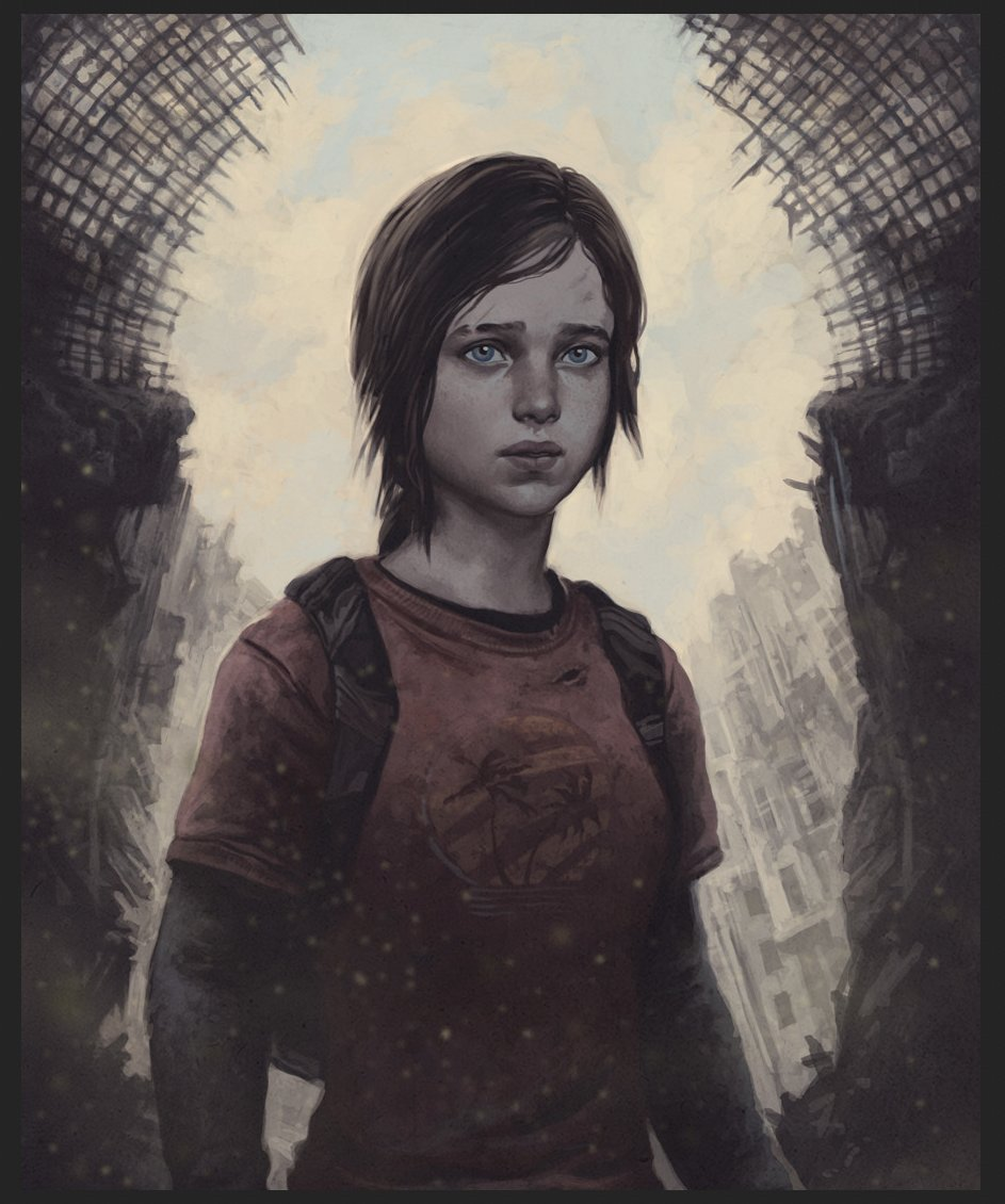 Yuri shwedoff ellie the last of us