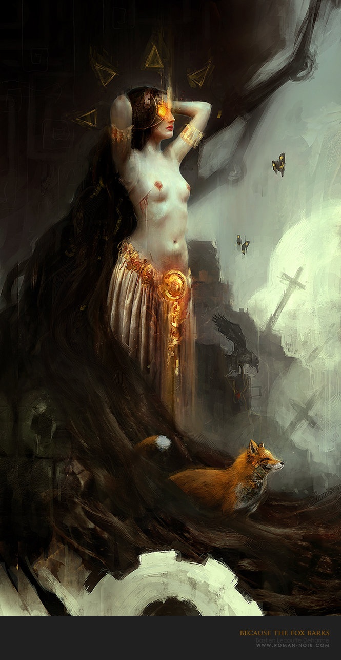 Bastien lecouffe deharme the fox