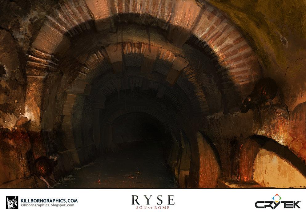 Simon robert sewers narrow