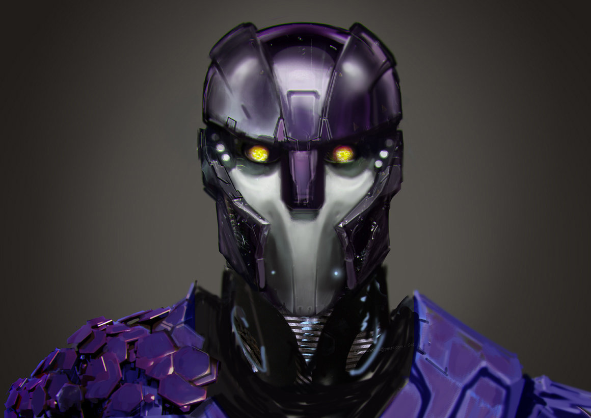 sentinels head study , x-men future past