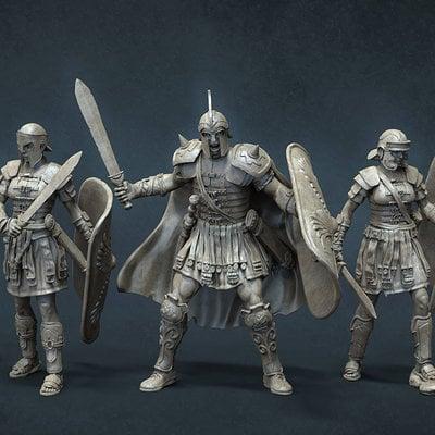 Hector moran legionaries