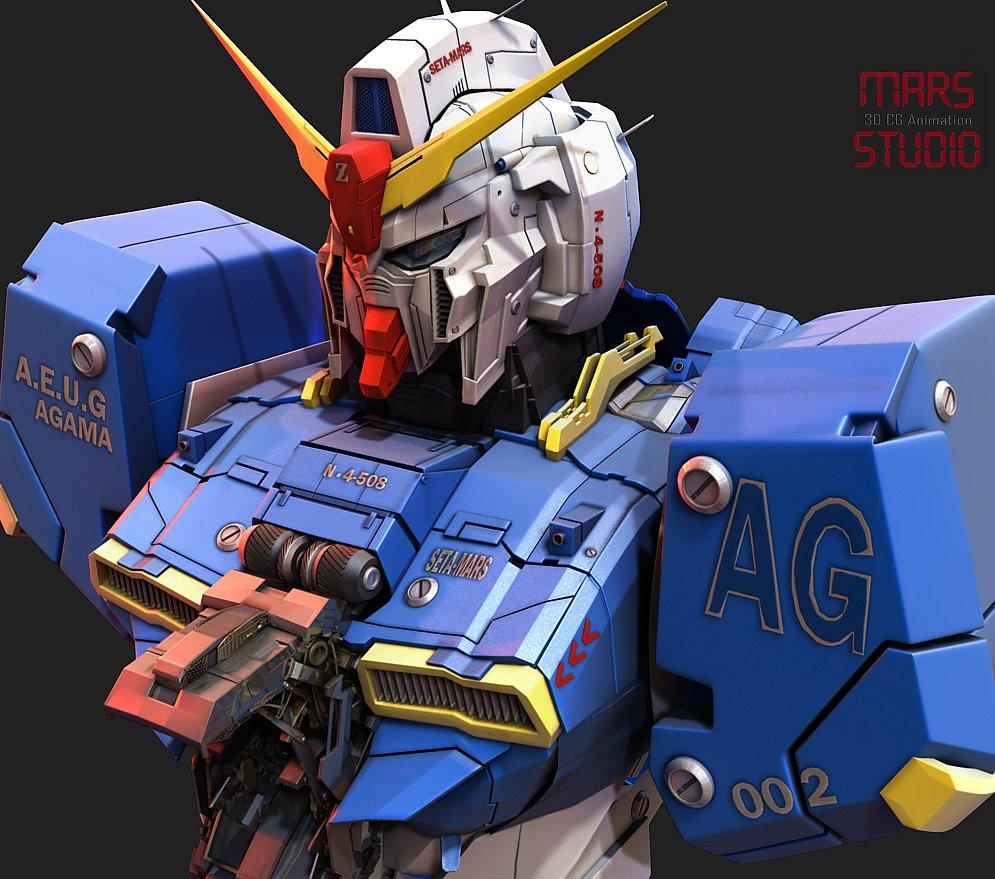 Gundam...
