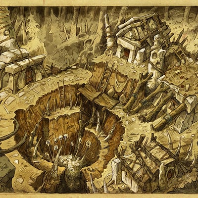 Sabin boykinov goblins town