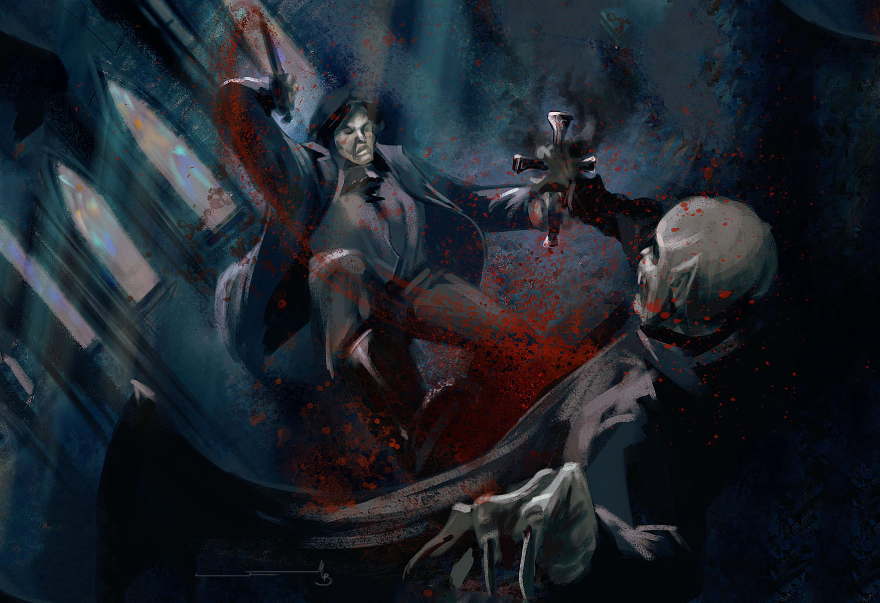 vampire hunter d message from mars pdf