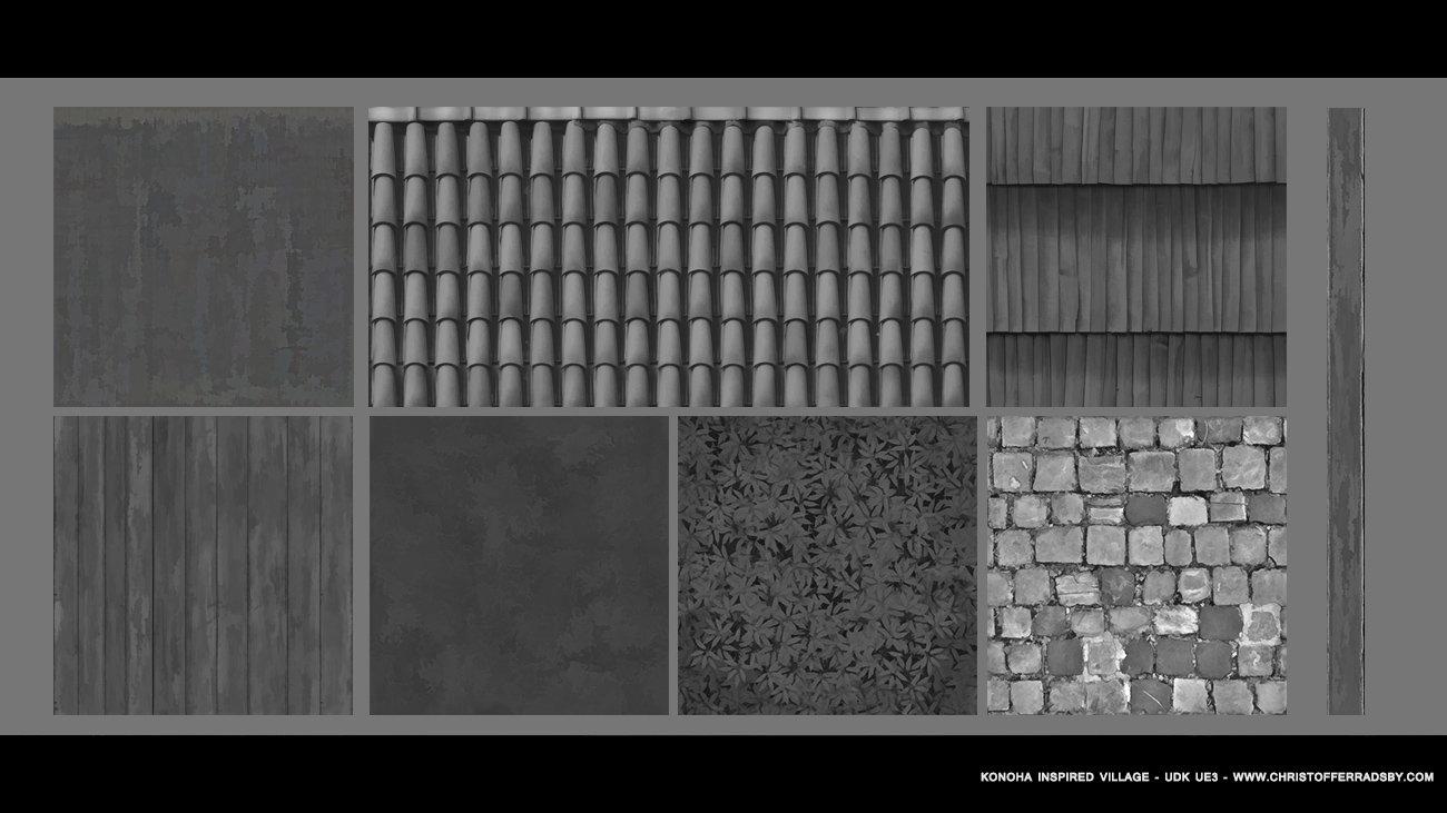Christoffer radsby konoha textures