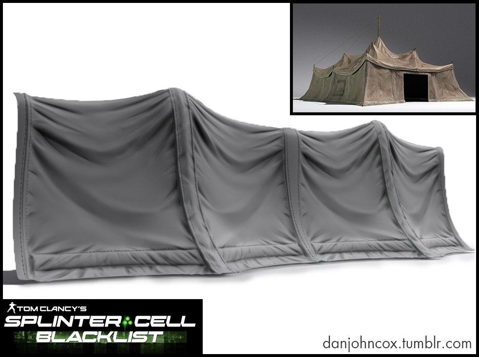 Dan cox structural tent