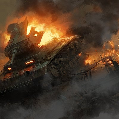 Andrei pervukhin tank final