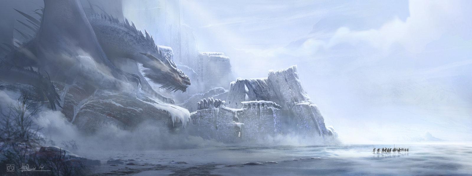 Frozen Lake Guardian