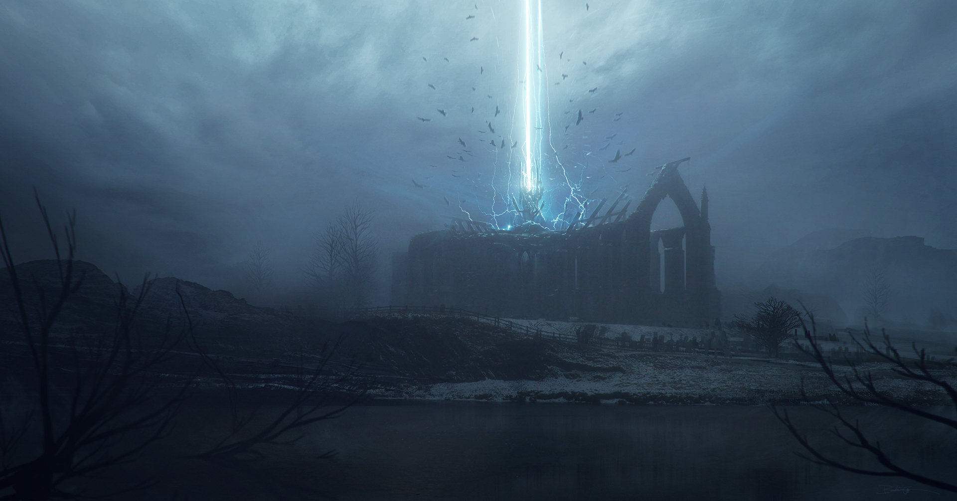 Bastien grivet the first call hd