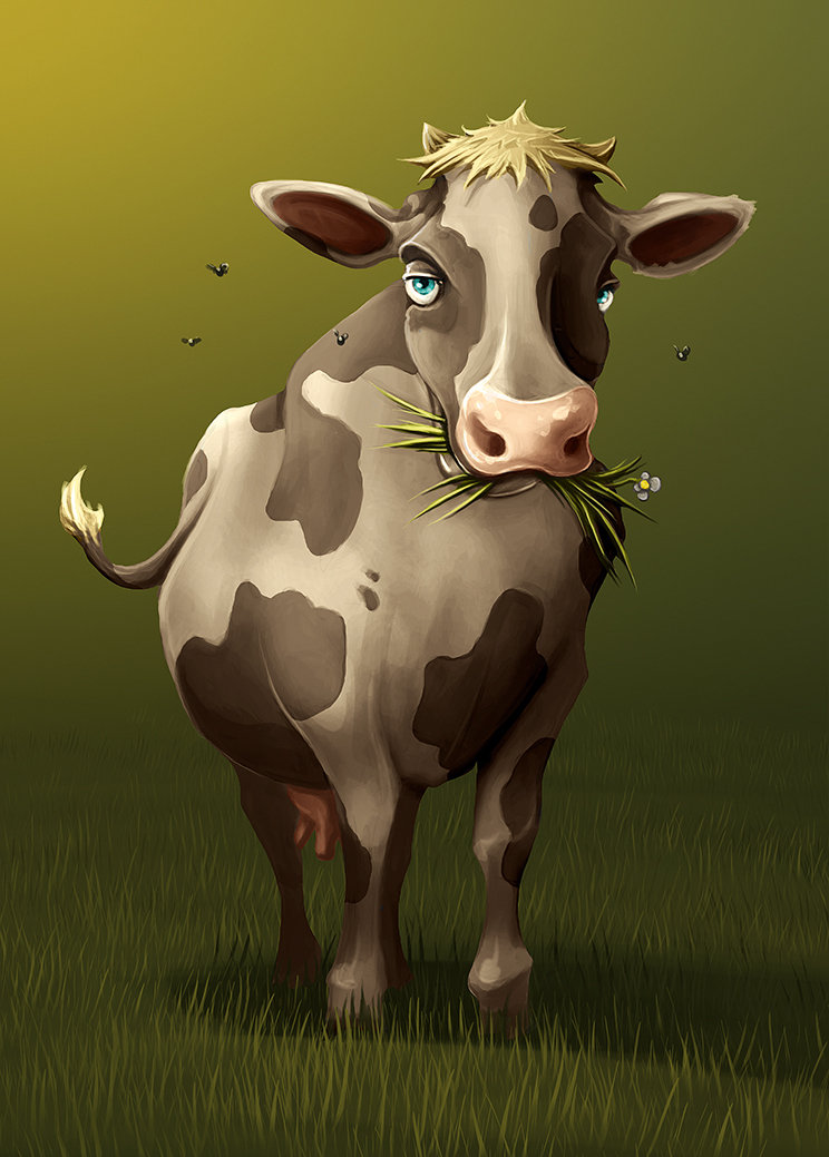 Quentin ghion animaux vache