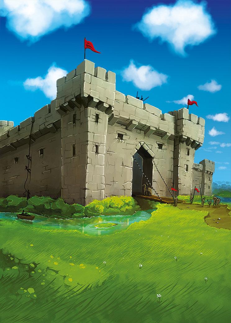 Quentin ghion lieux chateau