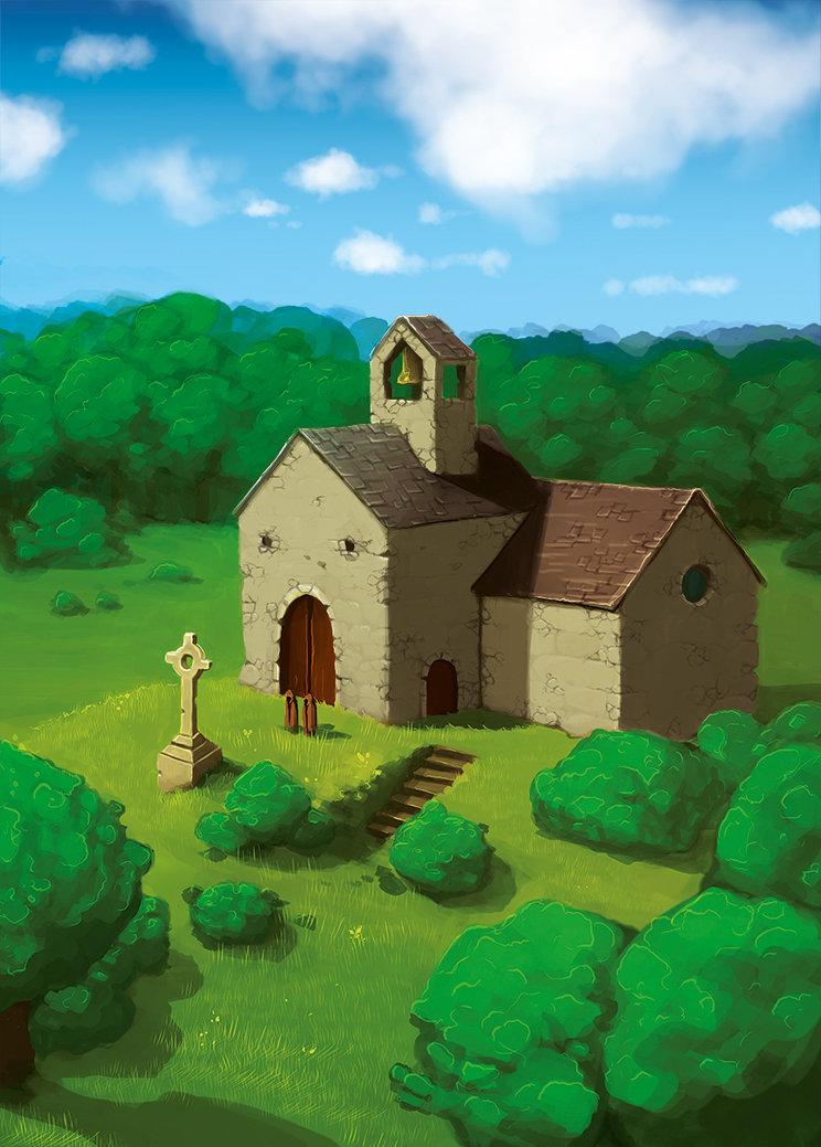 Quentin ghion lieux monastere