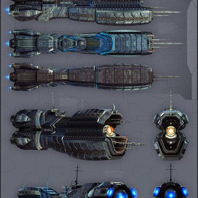 Sascha kozacenko battleship apollon views by sash4all d37qhr1