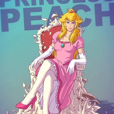 Sylvain sarrailh princesspeach