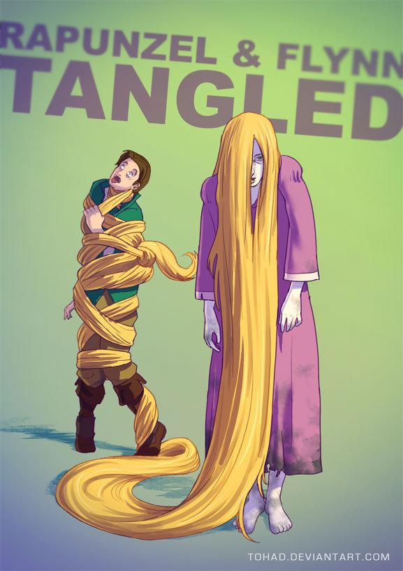 Sylvain sarrailh tangled