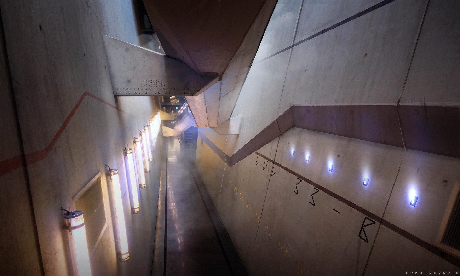 Edon guraziu corridor 2