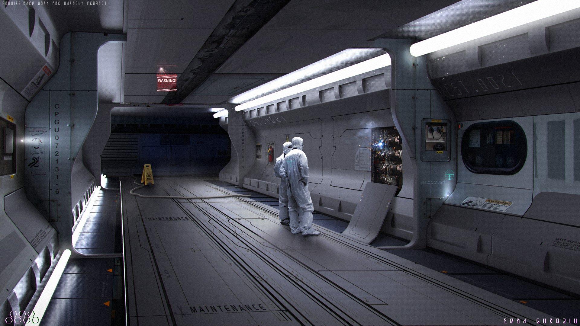Edon guraziu corridor copy