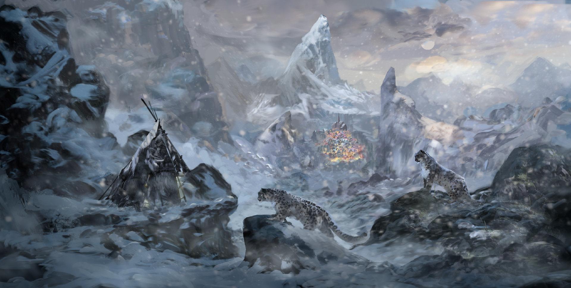 Jack eaves mountain concept 02