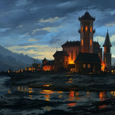 Andreas rocha ar nat village 02