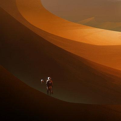 Christopher balaskas hardened desert 1920