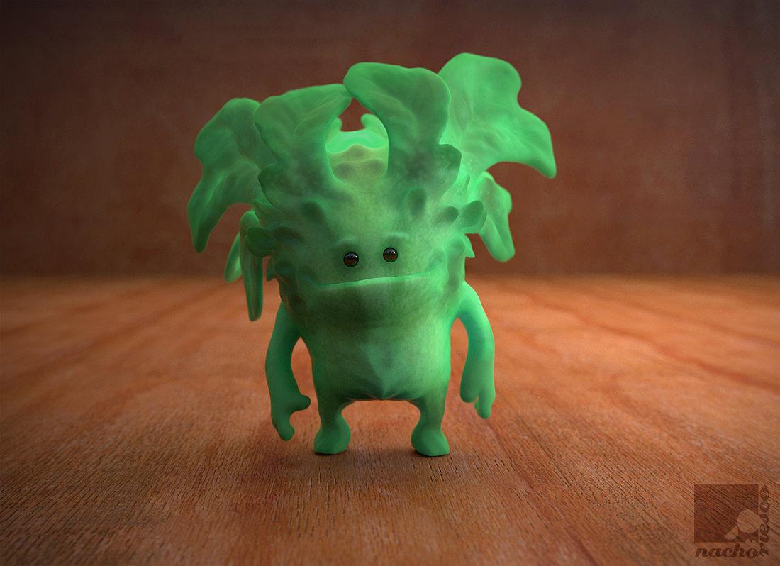 Nacho riesco gostanza lettugoblin