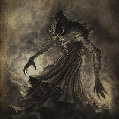 Arturo serrano l as darkmonk