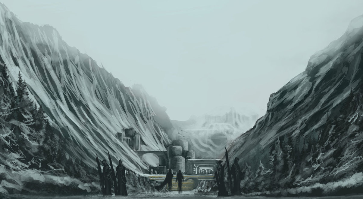 Caglayan goksoy gates of gondolin by skyrace d80o7eu