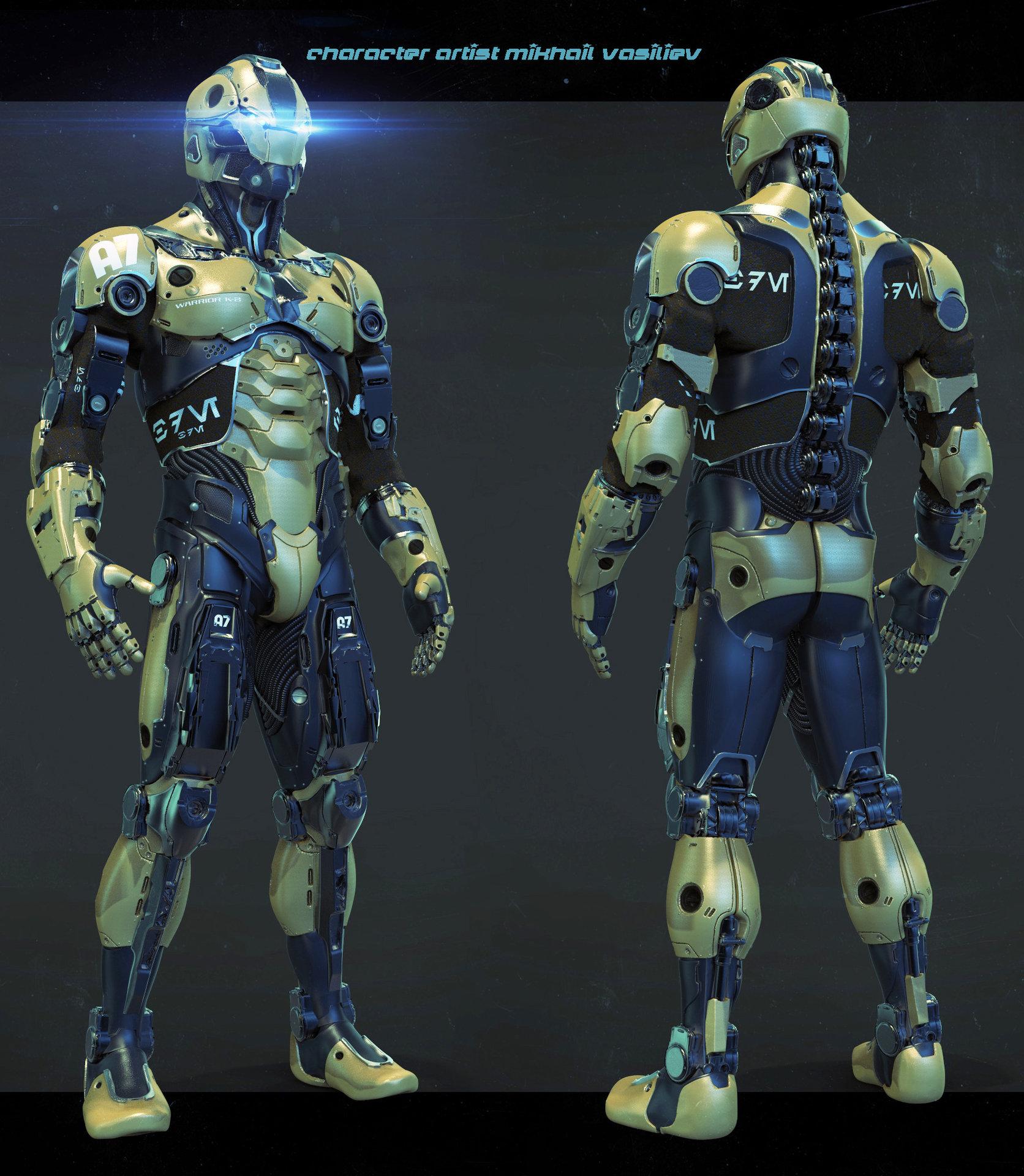 Mihail vasilev robot2