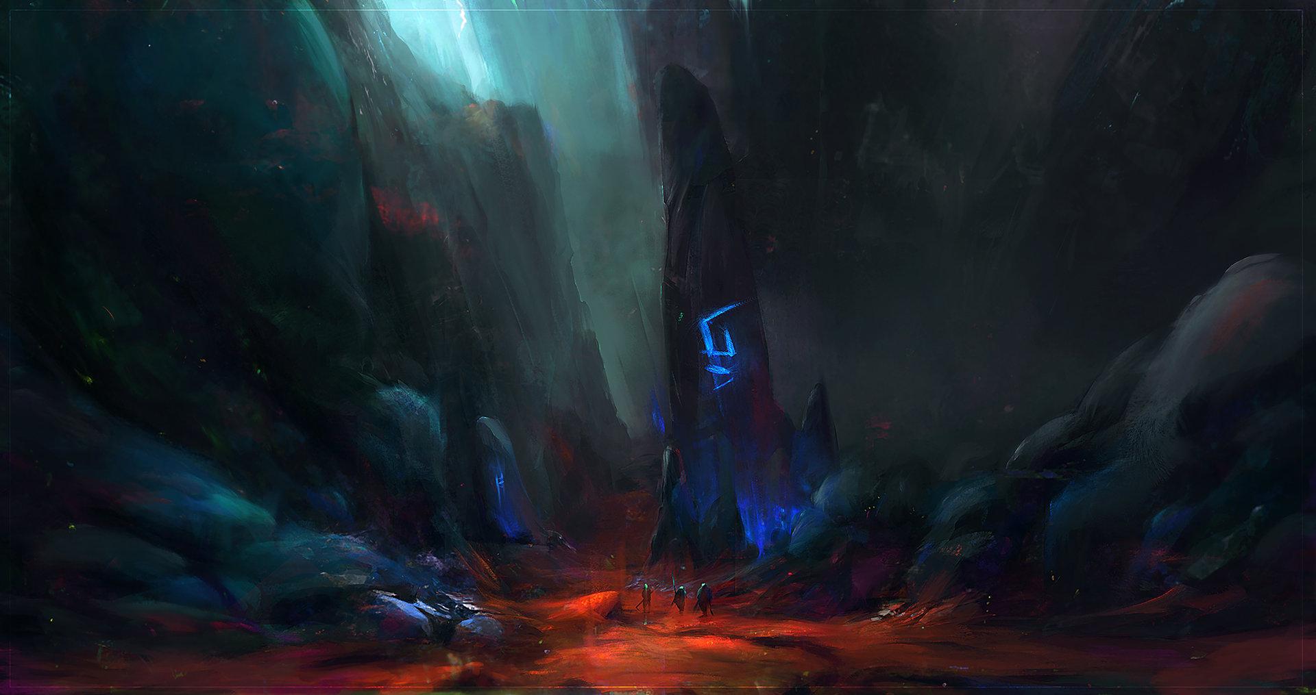 Painting Environment