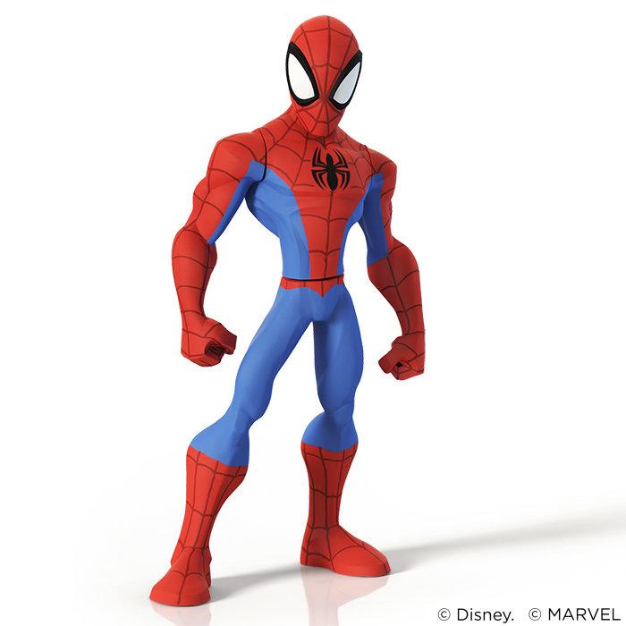Spider-man Marketing Render