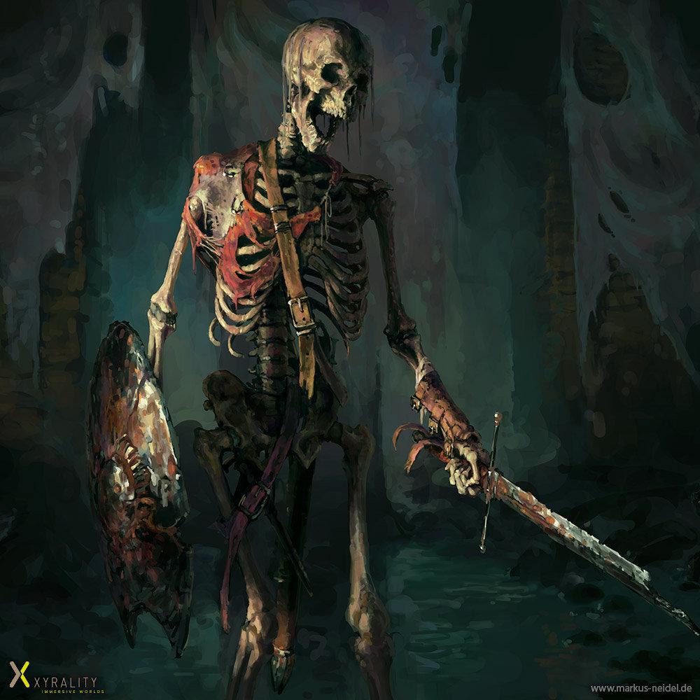 Markus neidel skeleton
