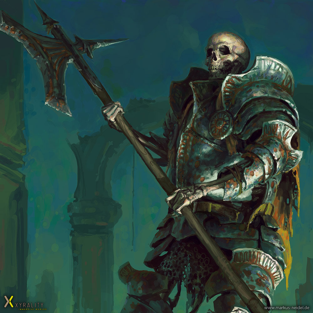 Skeleton Guard