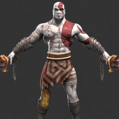 Mark van haitsma kratos