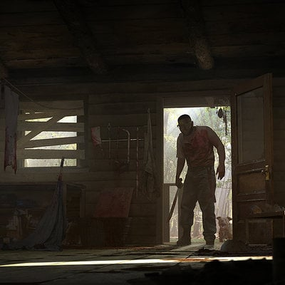 Eric felten cabin horror ver2