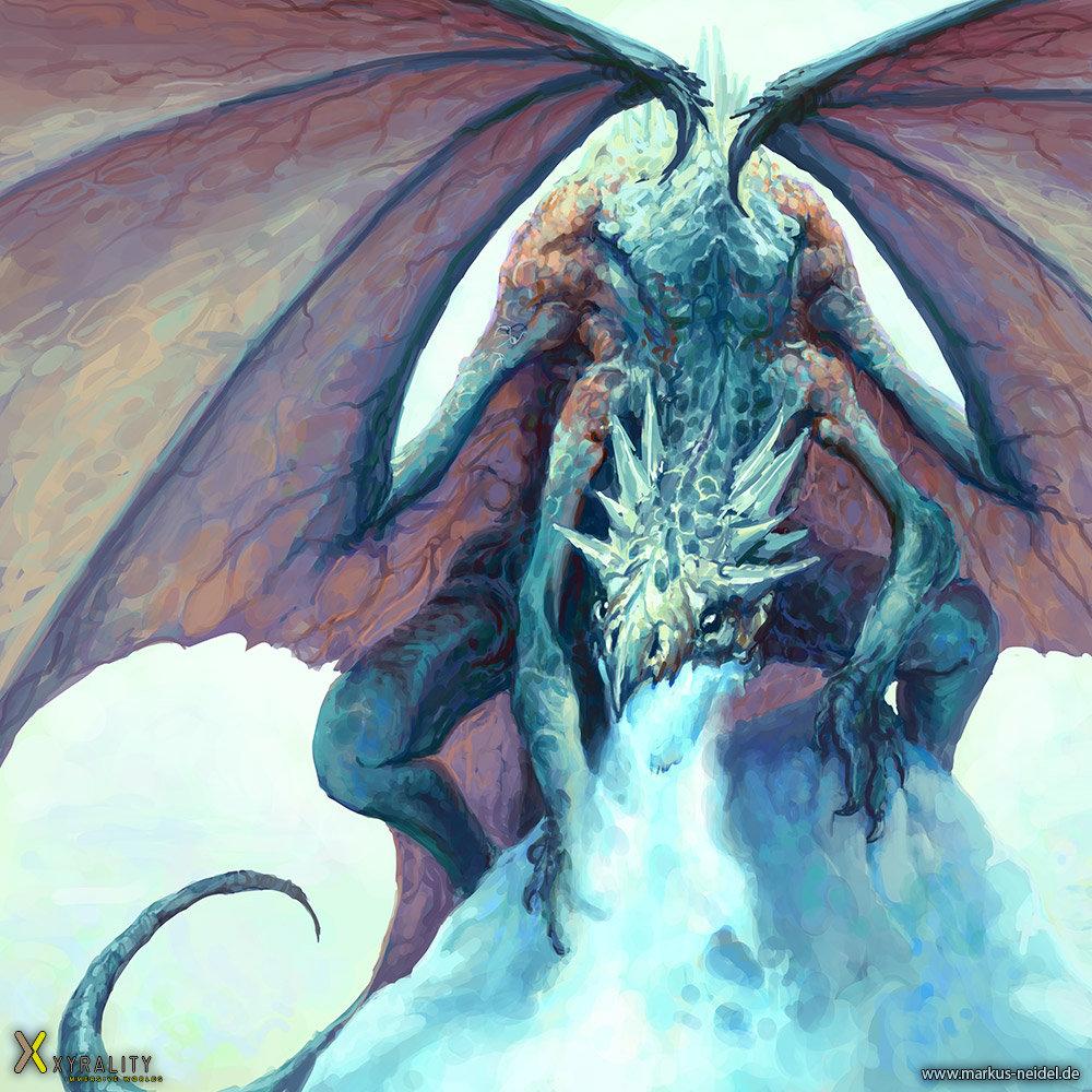 Markus neidel dragon ice
