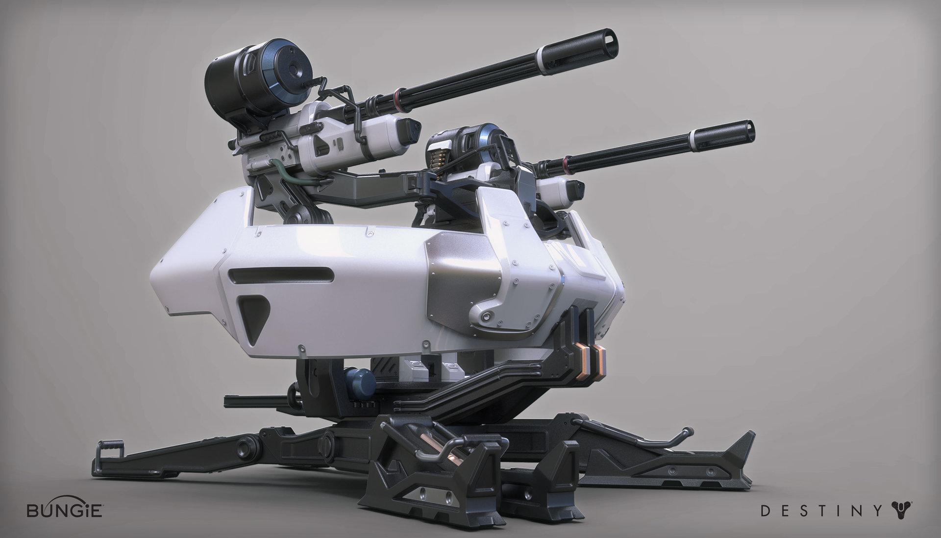 Mark van haitsma fotc turret front perspective